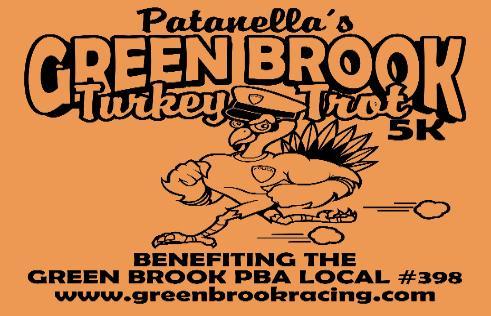 Green Brook Turkey Trot